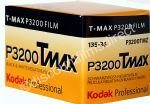 Kodak T-Max 3200 iso 35mm 36 exposure Black & White Camera  Film